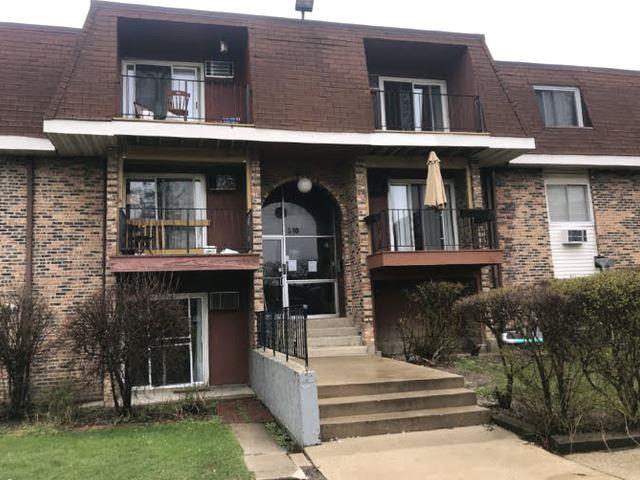 510 HILL Drive #306, Hoffman Estates, IL 60194 - #: 10699136