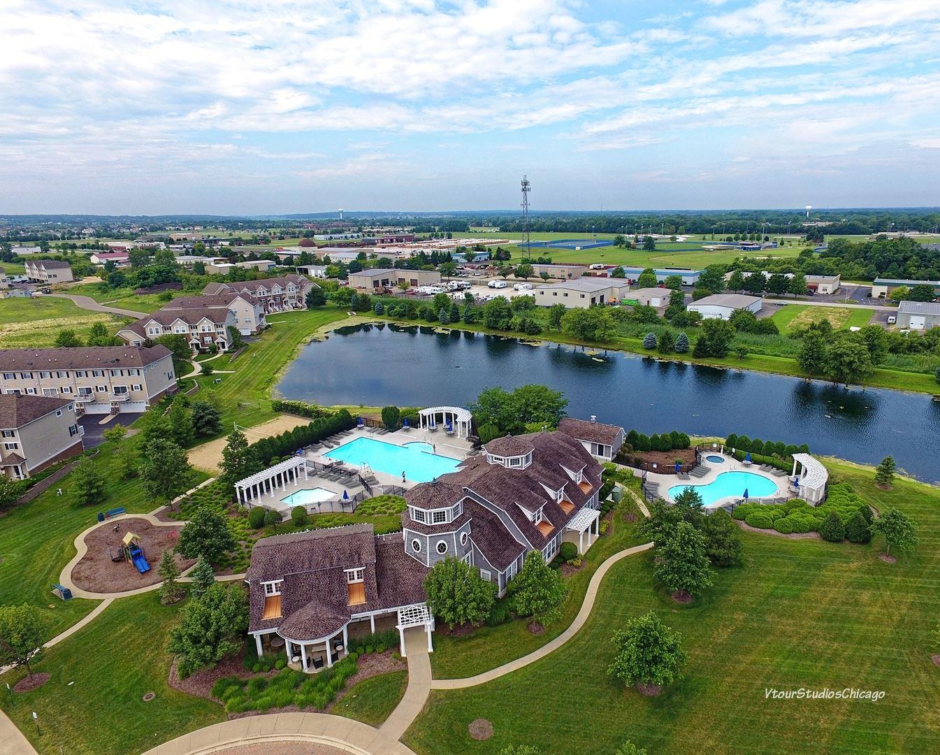 Photo of 519 Creek Drive, Oswego, IL 60543 (MLS # 10859137)