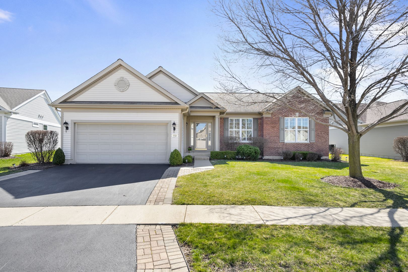 Photo of 502 Honors Court, Shorewood, IL 60404 (MLS # 11042138)