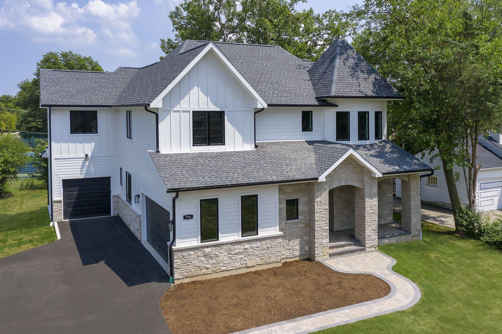 709 Glenwood Lane, Glenview, IL 60025 - #: 10728139