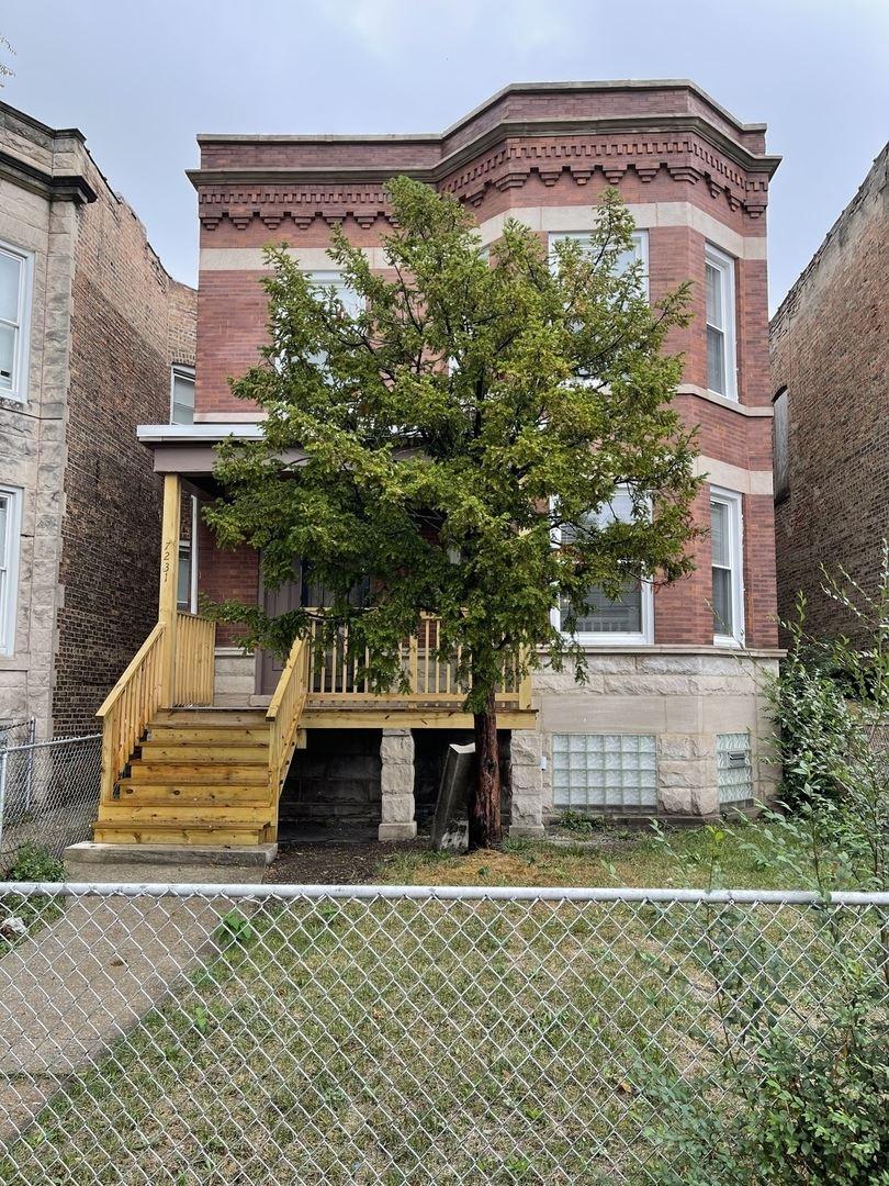 7231 S Emerald Avenue, Chicago, IL 60621 - #: 11241139