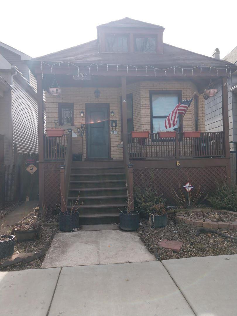 3707 W Sunnyside Avenue, Chicago, IL 60625 - MLS#: 10656140