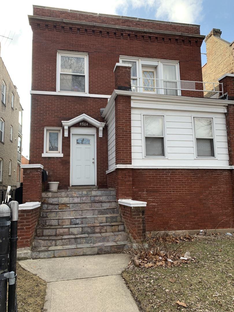 4914 N Troy Street, Chicago, IL 60625 - #: 10663140