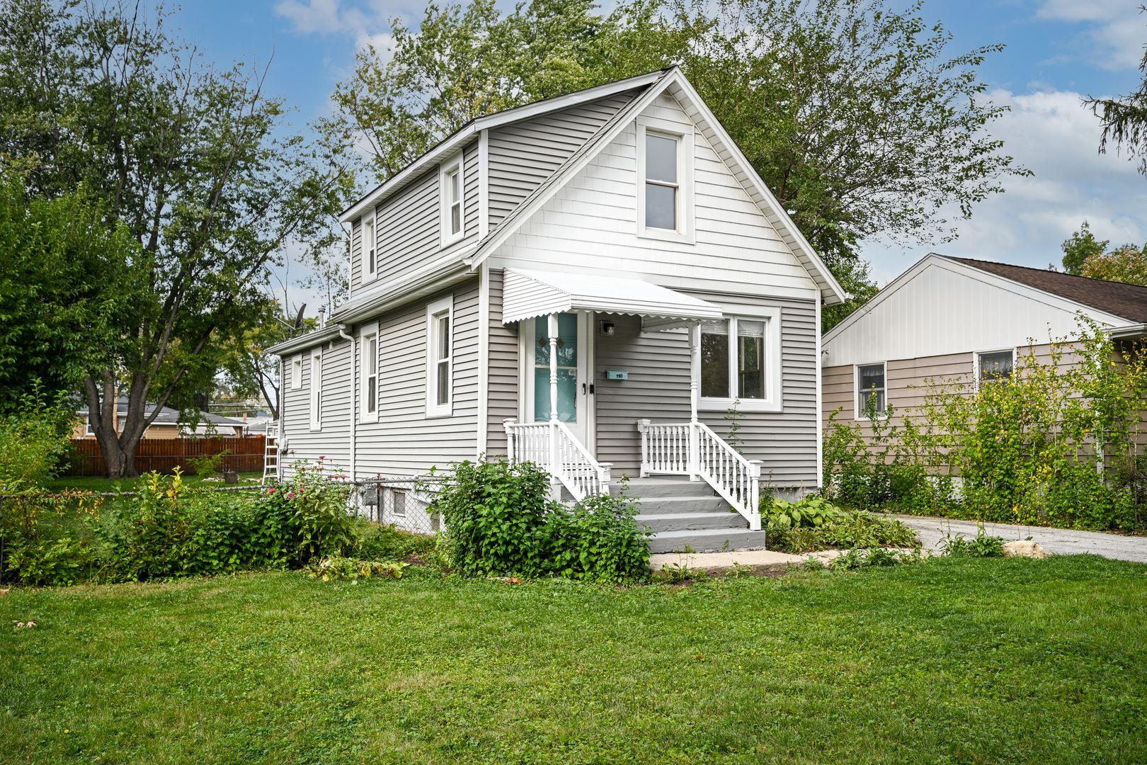 110 N Wisconsin Avenue, Villa Park, IL 60181 - #: 11244140