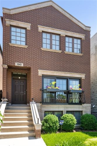 Photo of 1643 N Honore Street, Chicago, IL 60622 (MLS # 10783141)