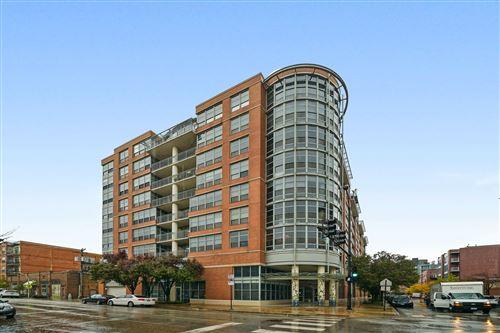 Photo of 1200 W Monroe Street #419, Chicago, IL 60607 (MLS # 10917141)