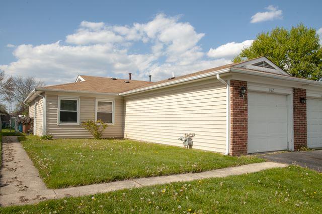 162 W STEVENSON Drive #0, Glendale Heights, IL 60139 - #: 10713141