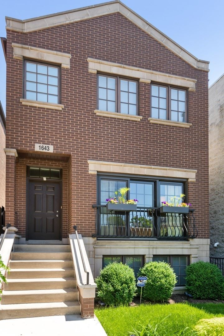 1643 N Honore Street, Chicago, IL 60622 - MLS#: 10783141