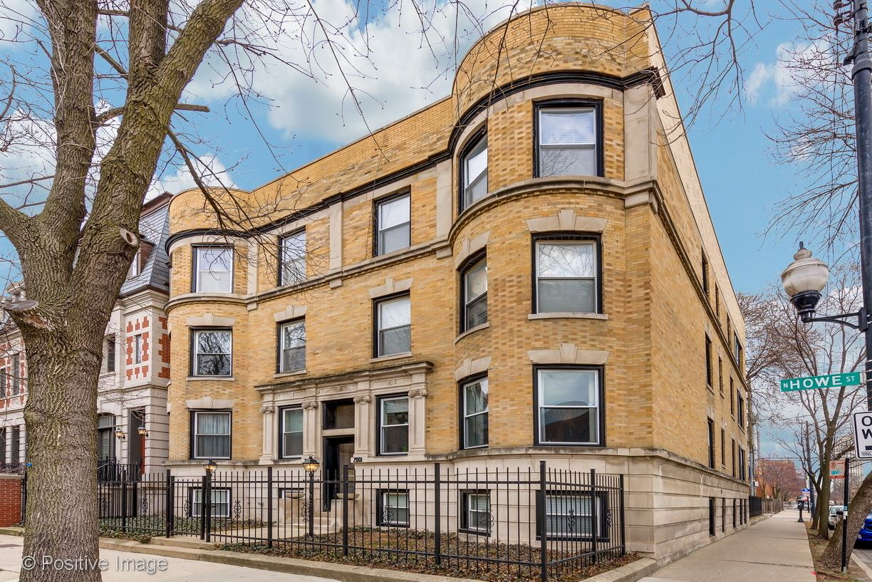 2001 N HOWE Street #3S, Chicago, IL 60614 - #: 10987141