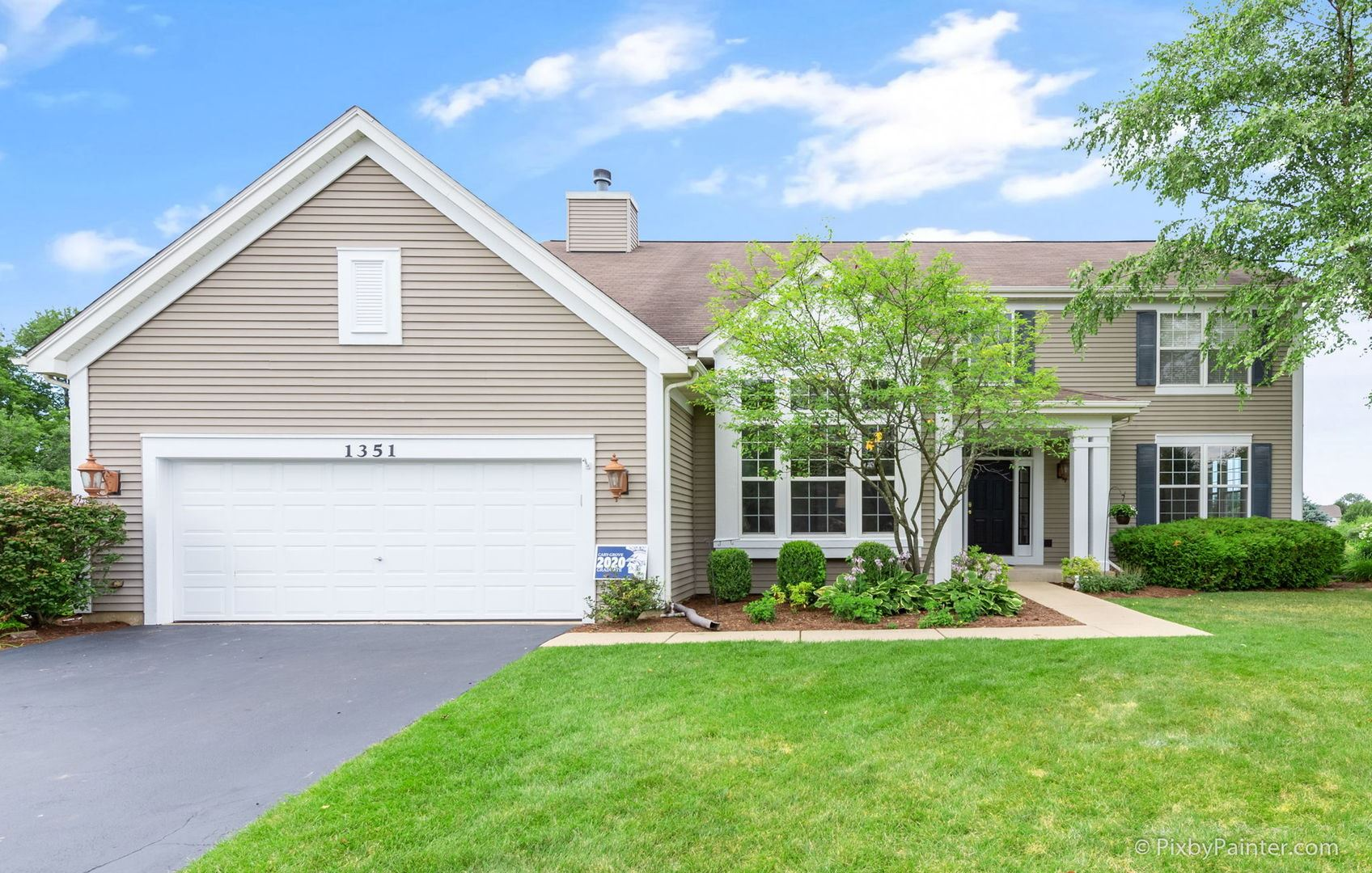 1351 Mulberry Lane, Cary, IL 60013 - MLS#: 10758142