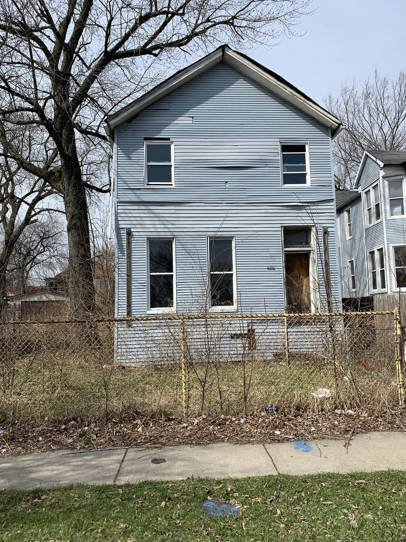 Photo for 6430 S NORMAL Boulevard, Chicago, IL 60621 (MLS # 11037142)
