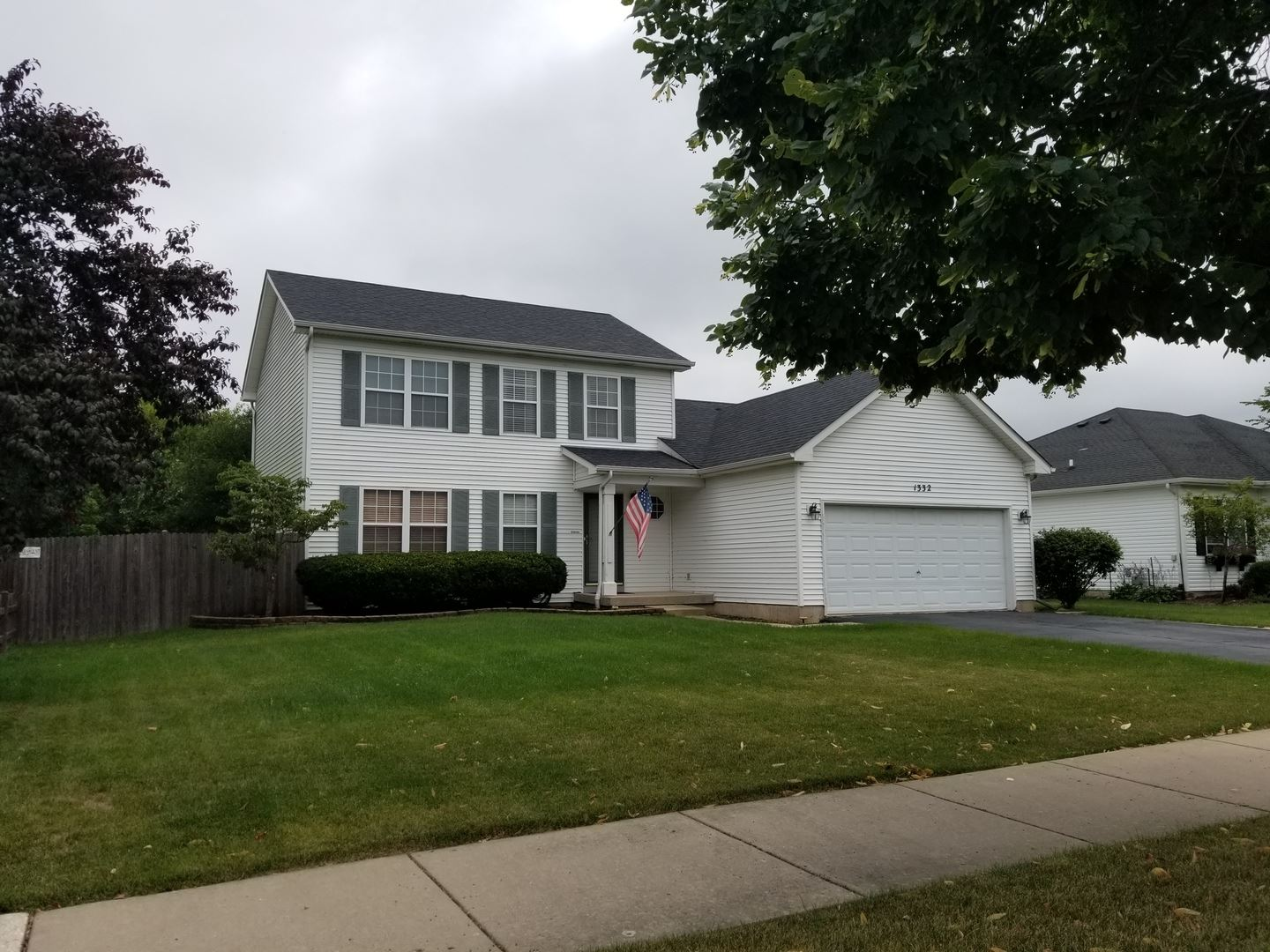 1332 Oakland Circle, North Aurora, IL 60542 - #: 10805143