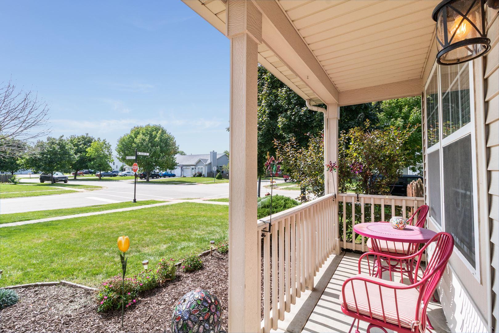 Photo of 311 Reston Circle, Romeoville, IL 60446 (MLS # 10863143)