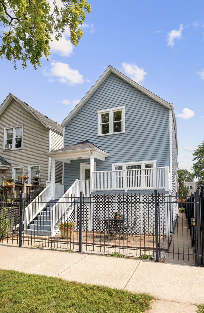 3005 N TROY Street, Chicago, IL 60618 - #: 11215143