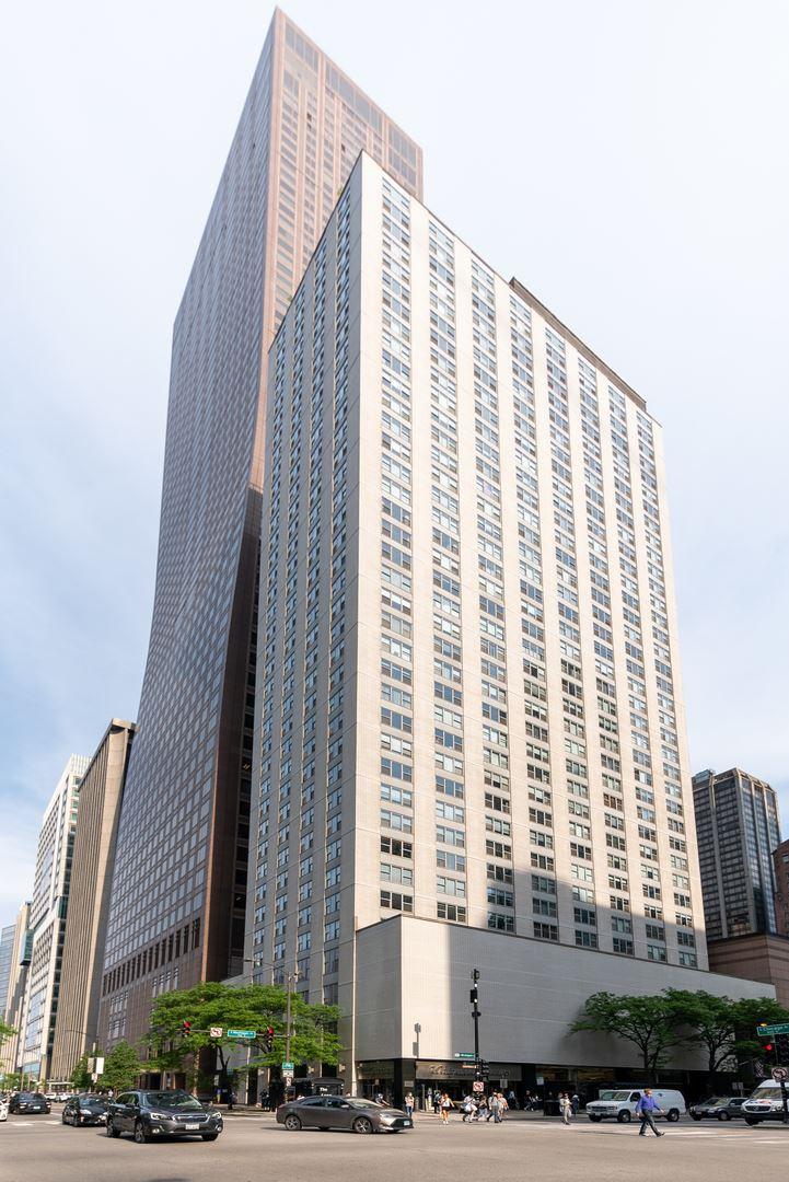 777 N MICHIGAN Avenue #1207, Chicago, IL 60611 - #: 11115144