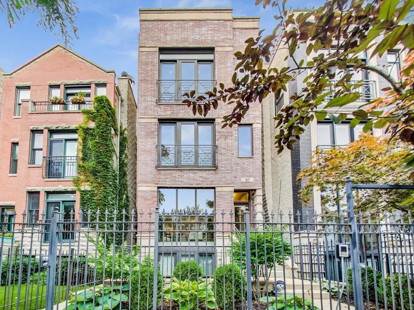 1827 W Iowa Street #3, Chicago, IL 60622 - #: 11207144