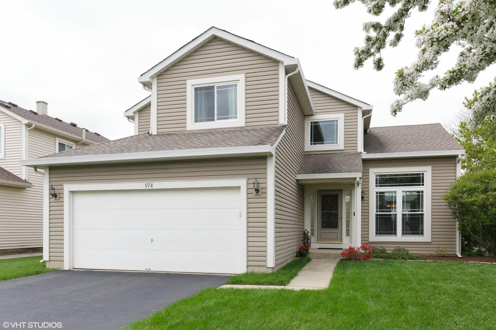 978 Tallgrass Drive, Bartlett, IL 60103 - #: 10712145