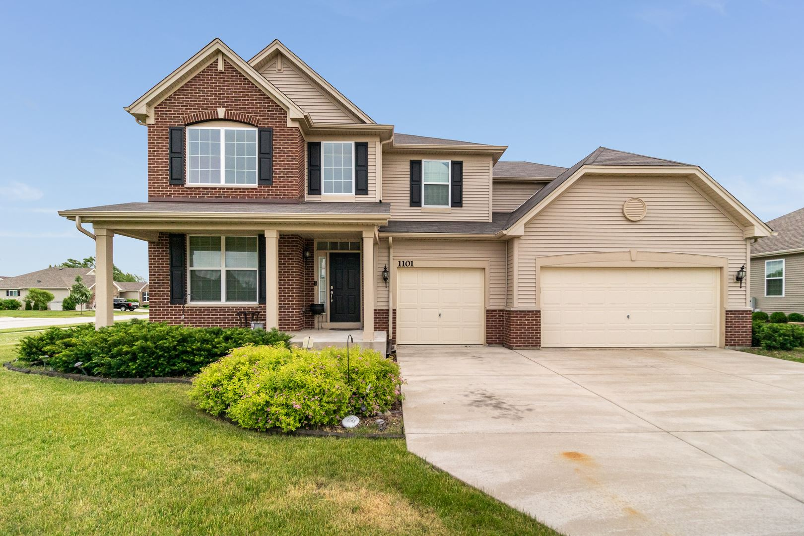 1101 Highland Drive, Shorewood, IL 60404 - #: 10772145