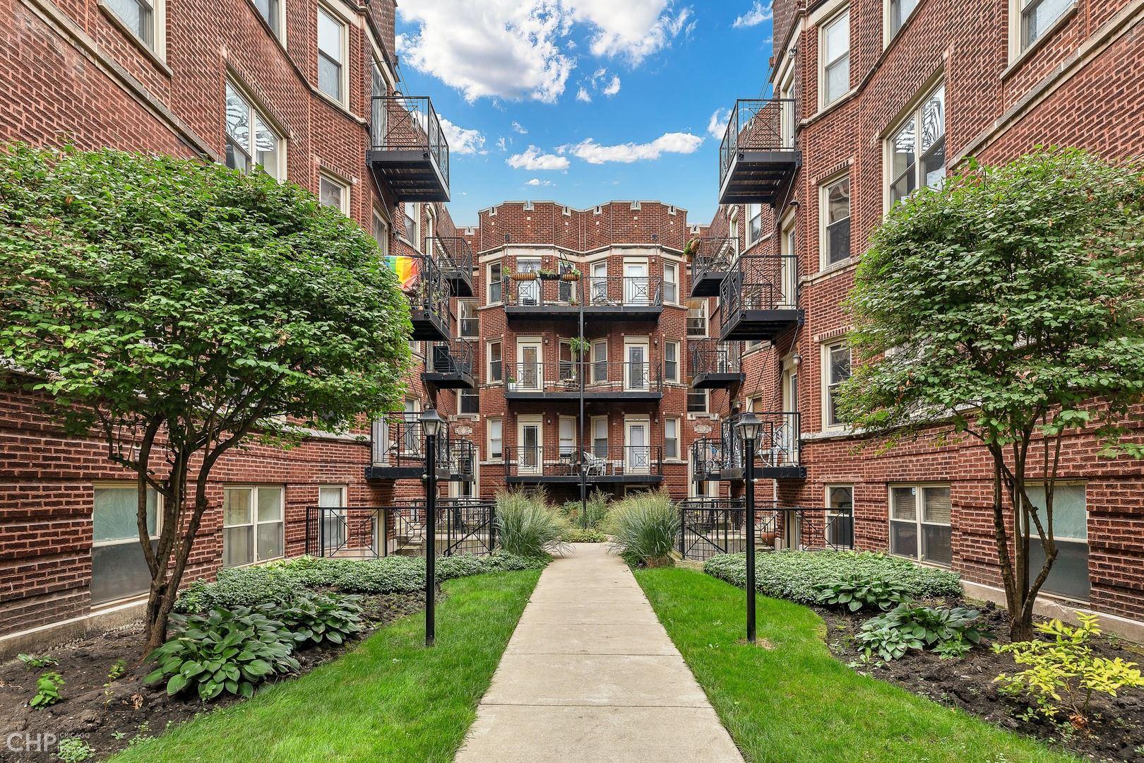 1340 W Greenleaf Avenue #1C, Chicago, IL 60626 - #: 11246145