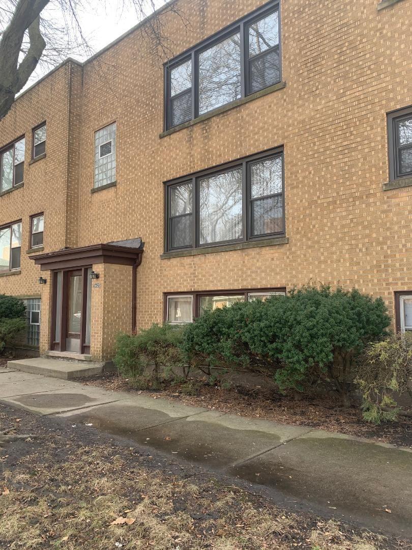 5605 W Goodman Street #7, Chicago, IL 60630 - #: 10695146
