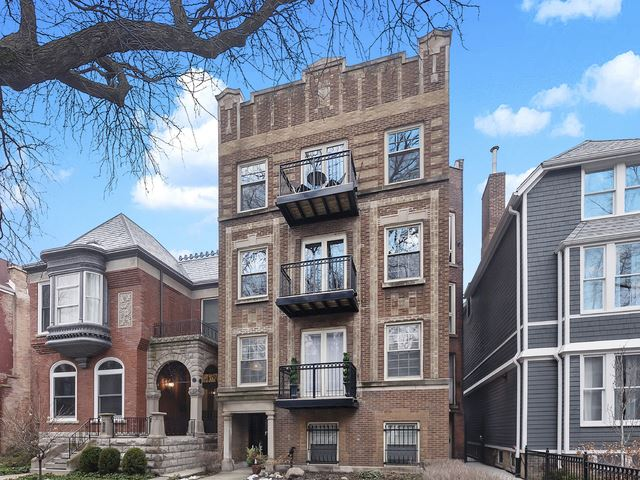 640 W Fullerton Parkway #3, Chicago, IL 60614 - #: 10623147