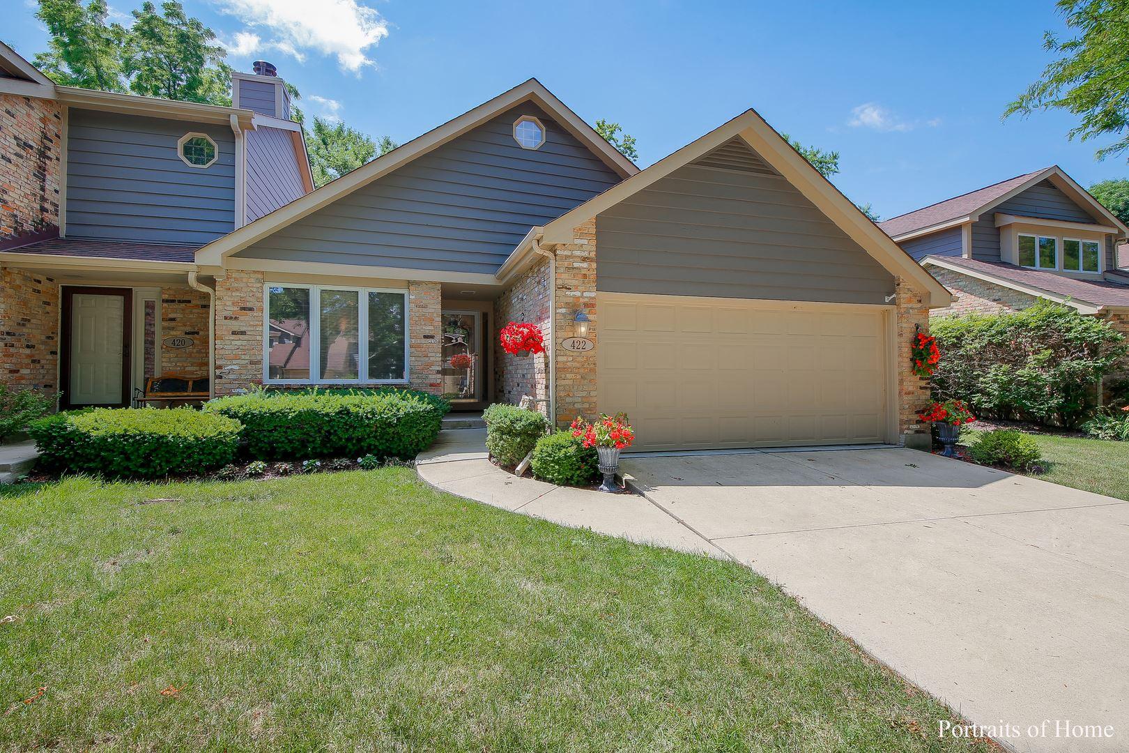 422 W Evergreen Street, Wheaton, IL 60187 - #: 10778148