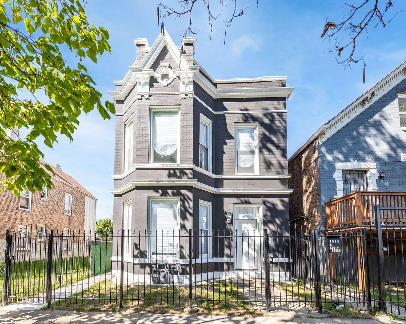 1514 S Springfield Avenue, Chicago, IL 60623 - #: 11251149