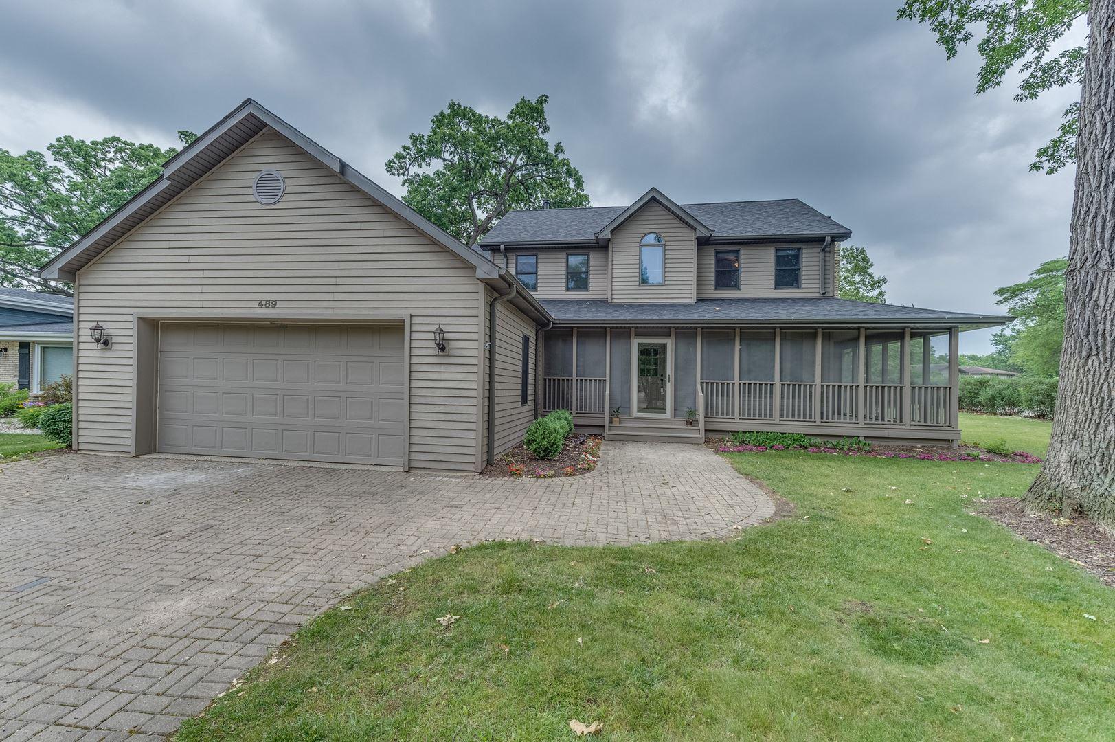489 Cedar Lane, Frankfort, IL 60423 - #: 10759152