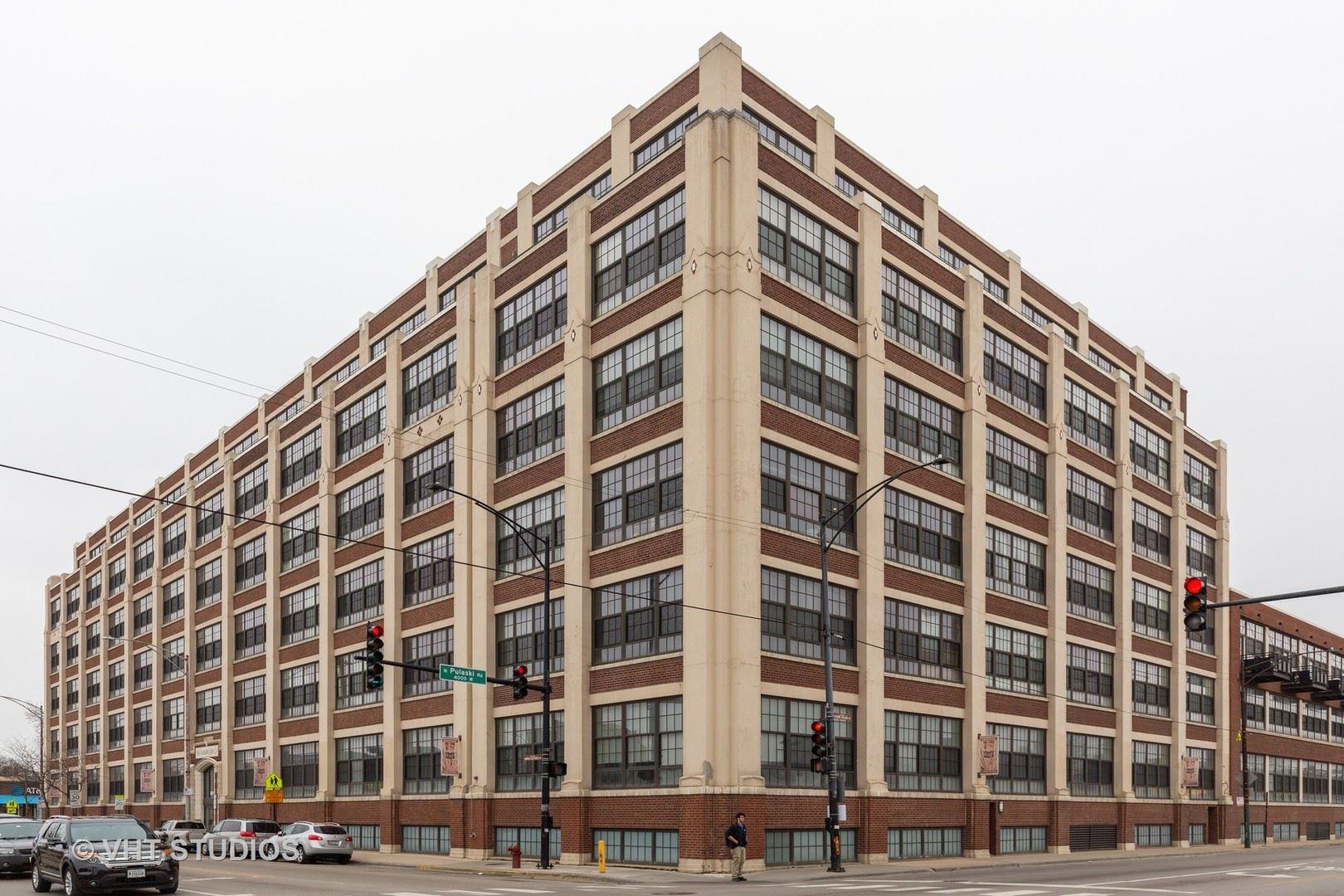 3963 W BELMONT Avenue #128, Chicago, IL 60618 - #: 10665153