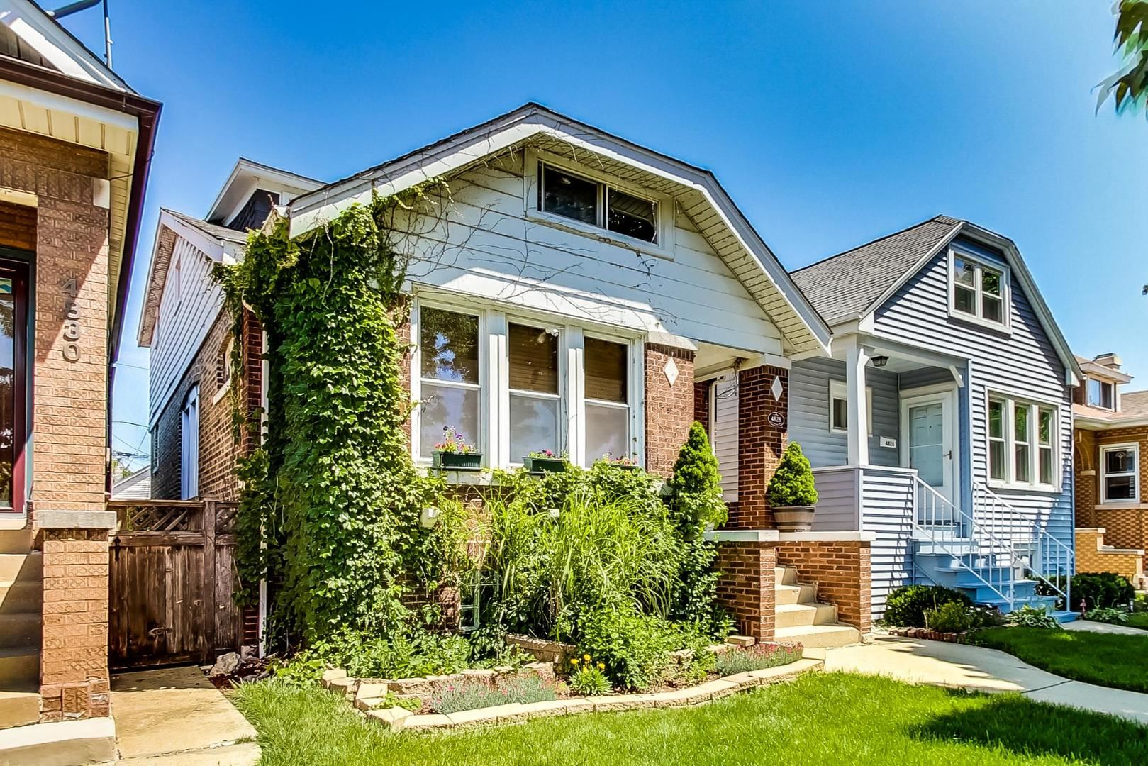 4828 W Strong Street, Chicago, IL 60630 - #: 10774153