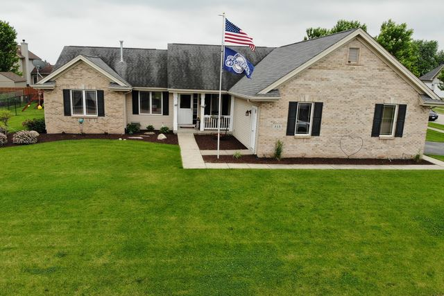 215 Prairie Trail, Stillman Valley, IL 61084 - #: 10424155