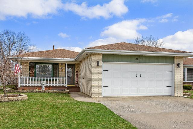 3033 Crescenzo Drive, South Chicago Heights, IL 60411 - #: 10683155