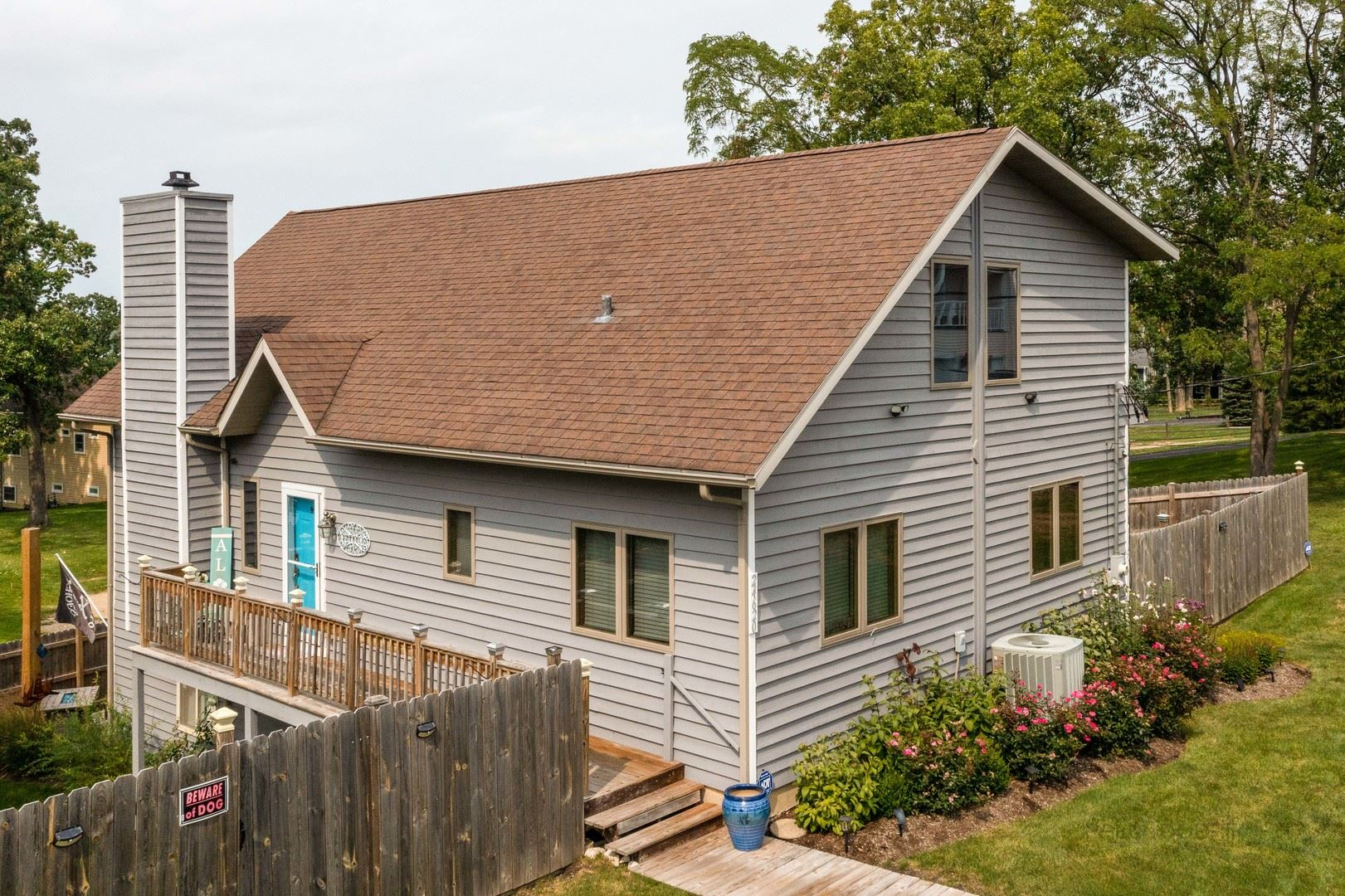 24620 W LUTHER Avenue, Round Lake, IL 60073 - #: 10910155