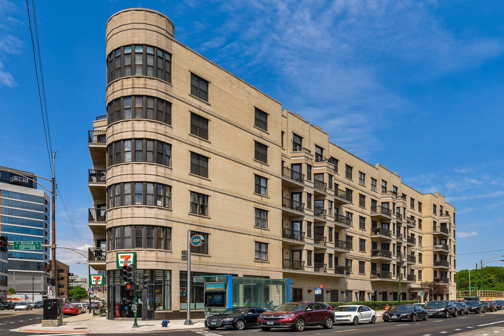 520 N Halsted Street #618, Chicago, IL 60622 - #: 11237155