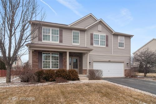 Photo of 843 Parkside Lane, Yorkville, IL 60560 (MLS # 10629156)