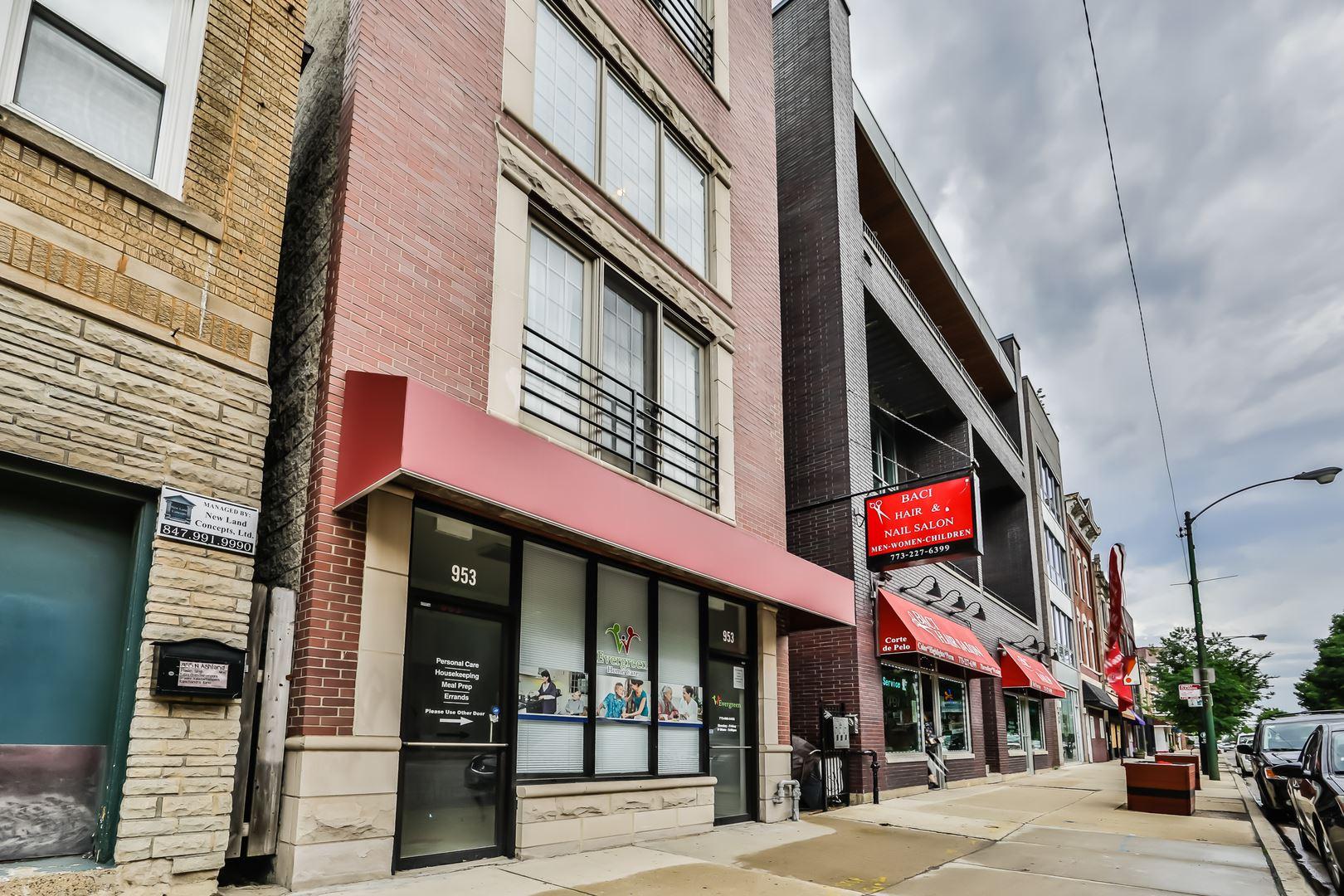 953 N Ashland Avenue #3, Chicago, IL 60622 - #: 10747156