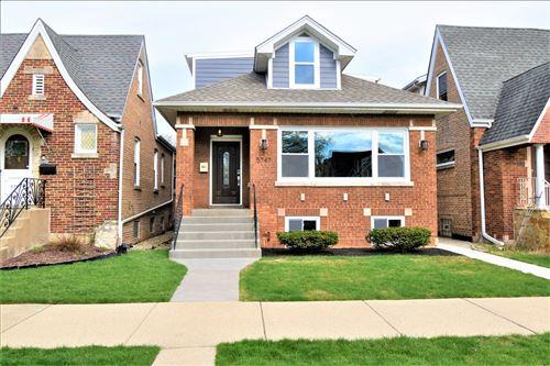 Photo of 5747 N Moody Avenue N, Chicago, IL 60646 (MLS # 11050157)