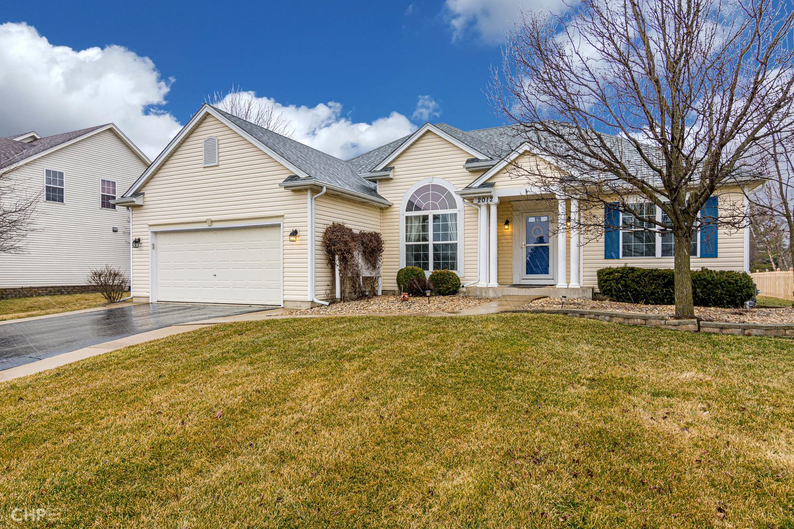 2012 Barrington Drive W, Aurora, IL 60503 - #: 10657157