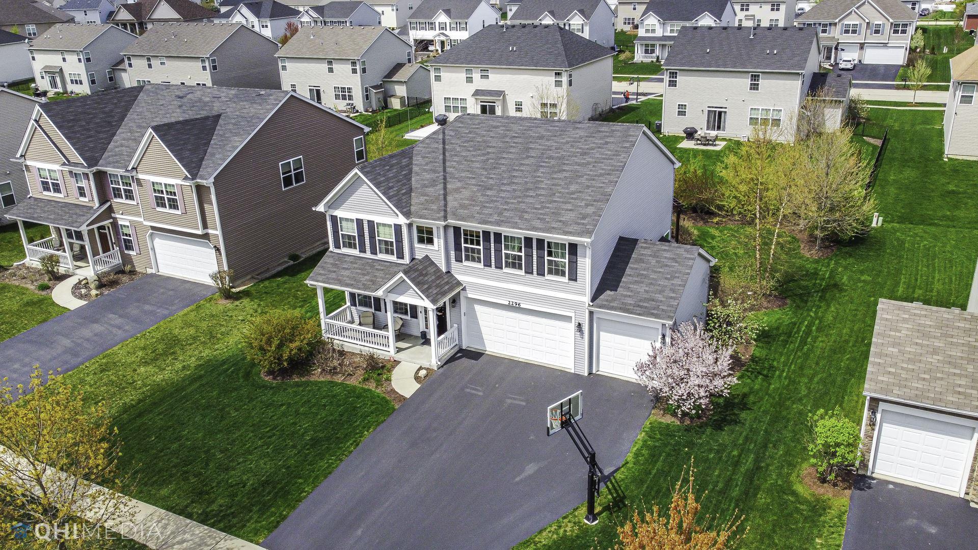 Photo of 2296 Deerpath Road, Bolingbrook, IL 60490 (MLS # 11059157)