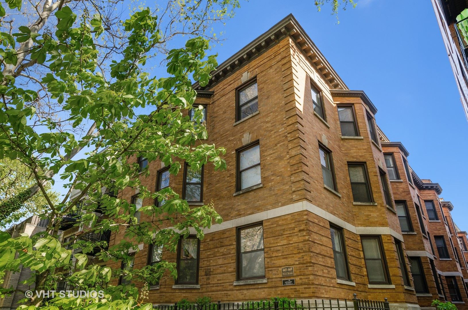 665 W Barry Avenue #3S, Chicago, IL 60657 - #: 11221157