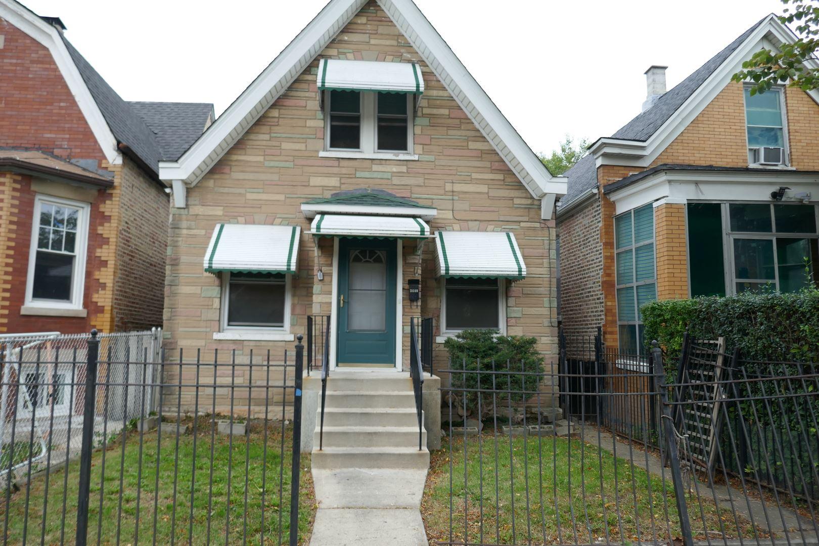 3440 W Evergreen Avenue, Chicago, IL 60651 - #: 11244157