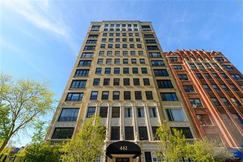 Photo of 442 W Wellington Avenue #3E, Chicago, IL 60657 (MLS # 11197159)
