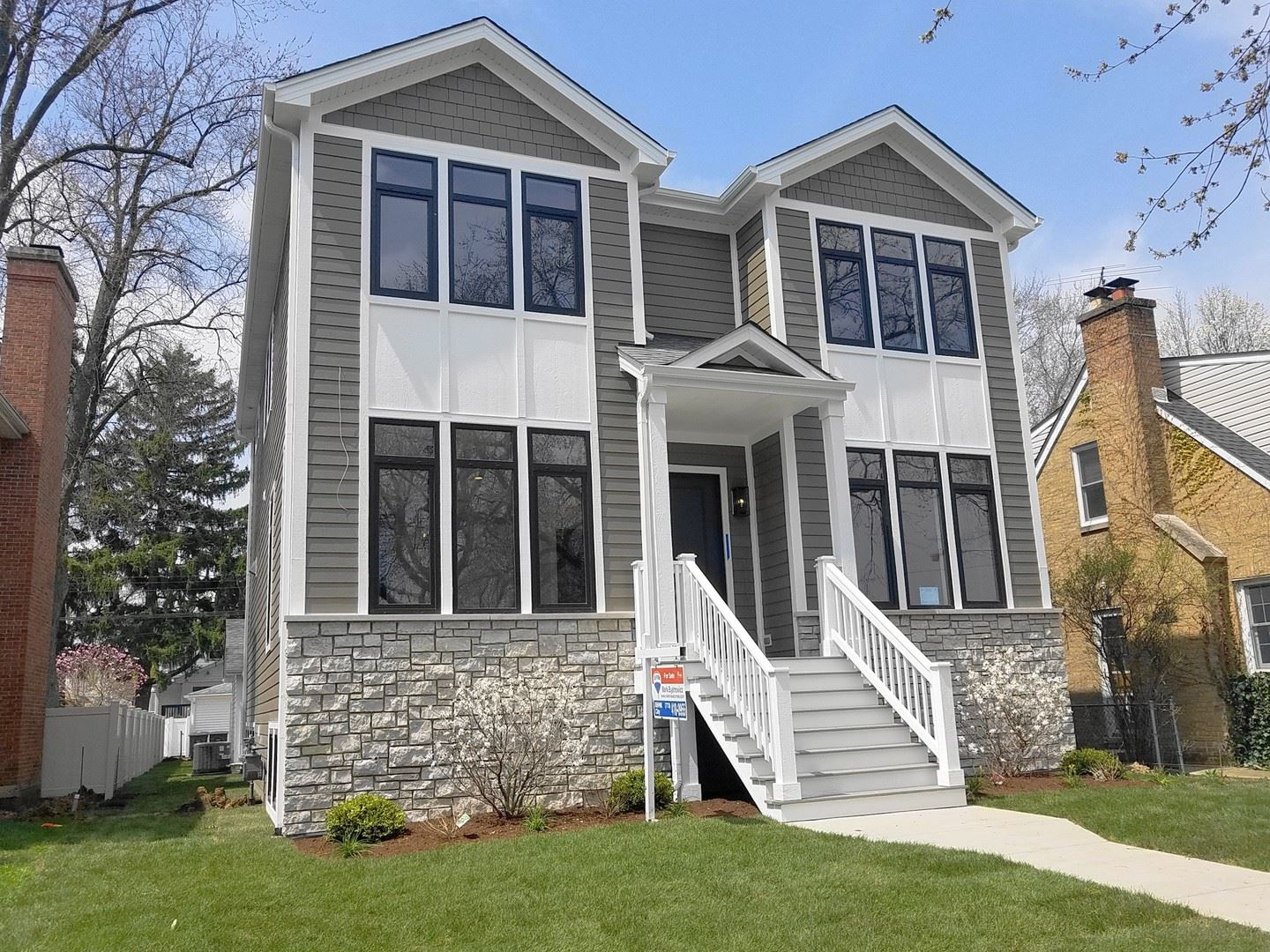 7122 N Odell Avenue, Chicago, IL 60631 - MLS#: 10686160