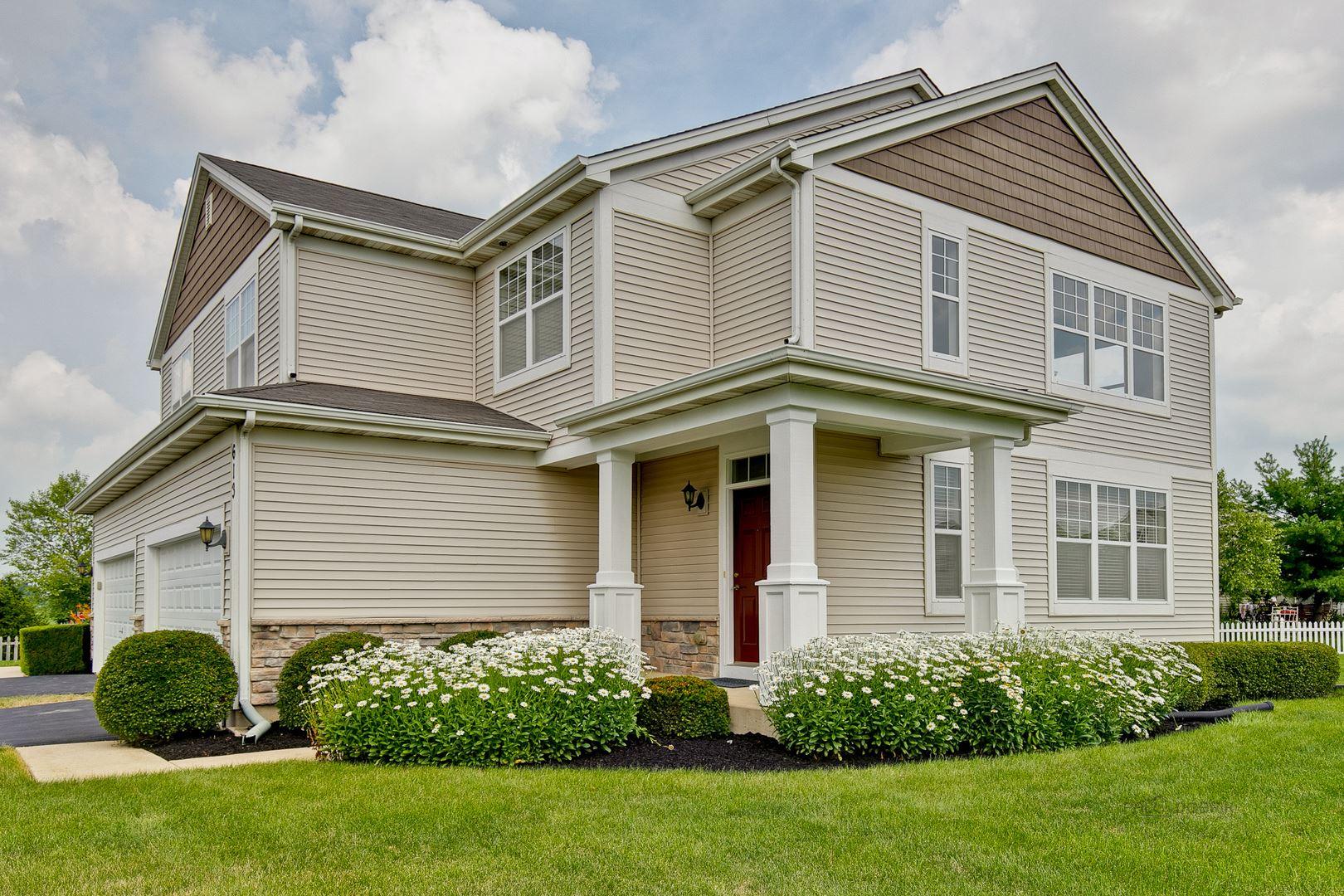 613 Schubert Street, Woodstock, IL 60098 - #: 10778161