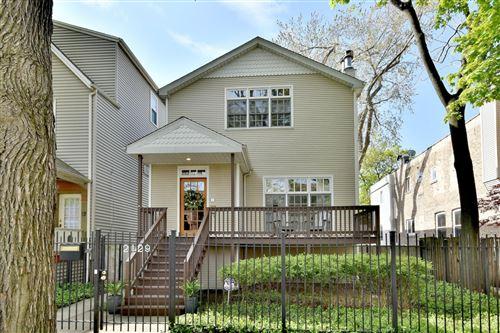 Photo of 2129 W Warner Avenue, Chicago, IL 60618 (MLS # 11033162)