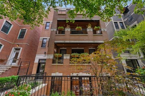 Photo of 839 West Bradley Place #G, Chicago, IL 60613 (MLS # 10607163)