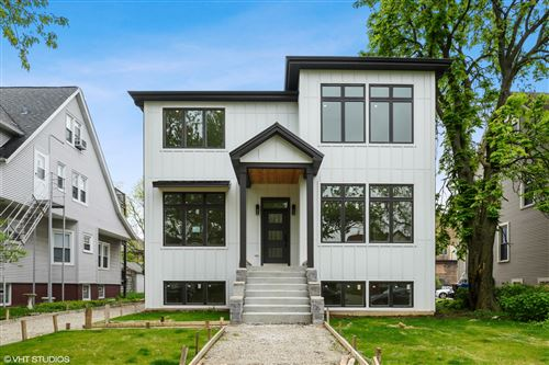 Photo of 4027 N Lowell Avenue, Chicago, IL 60641 (MLS # 10726163)