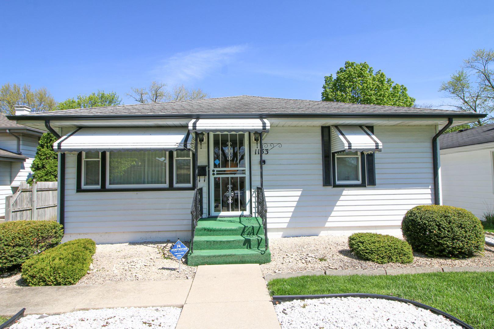 1153 W Marion Street, Joliet, IL 60436 - #: 10712163