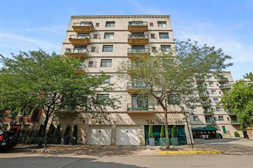 Photo of 680 N Green Street #709, Chicago, IL 60642 (MLS # 10857165)
