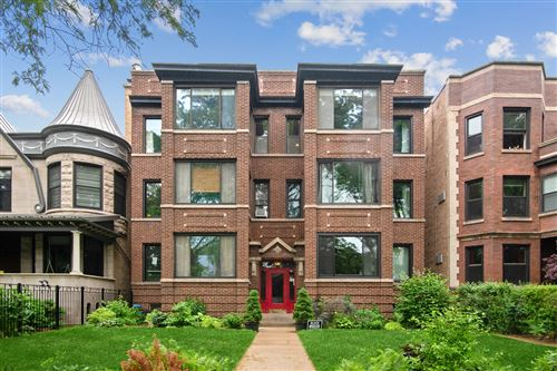 Photo of 4145 N Greenview Avenue #3, Chicago, IL 60613 (MLS # 11107165)